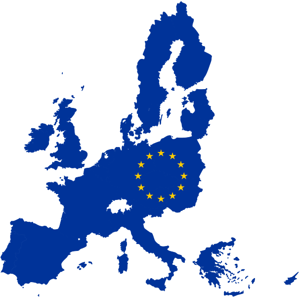 europe-flag-with-map