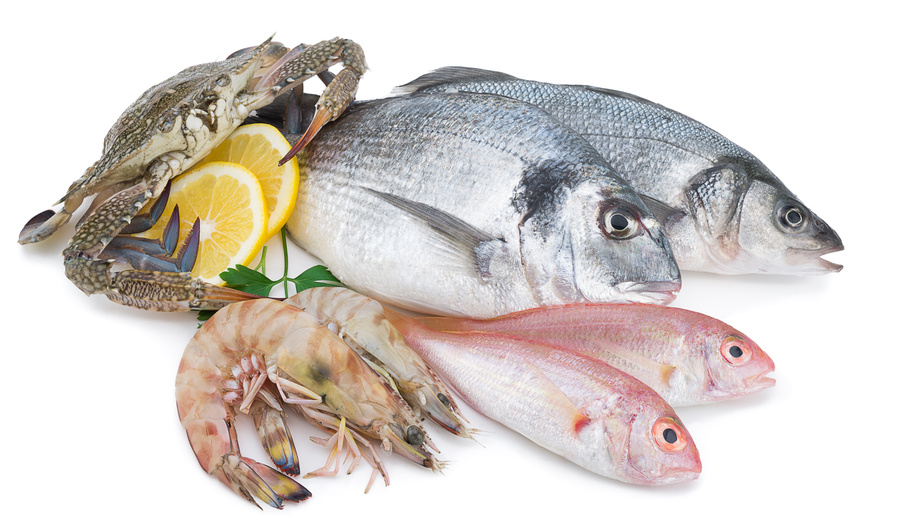 Seafood is rich in selenium, which supports healthy sperm development