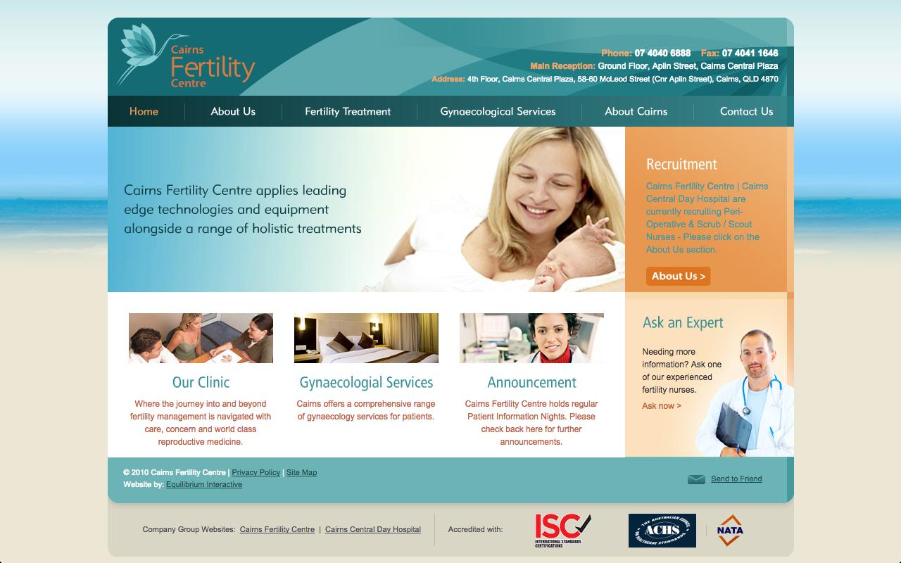 Fertility Centre, Cairns, QLD, Australia
