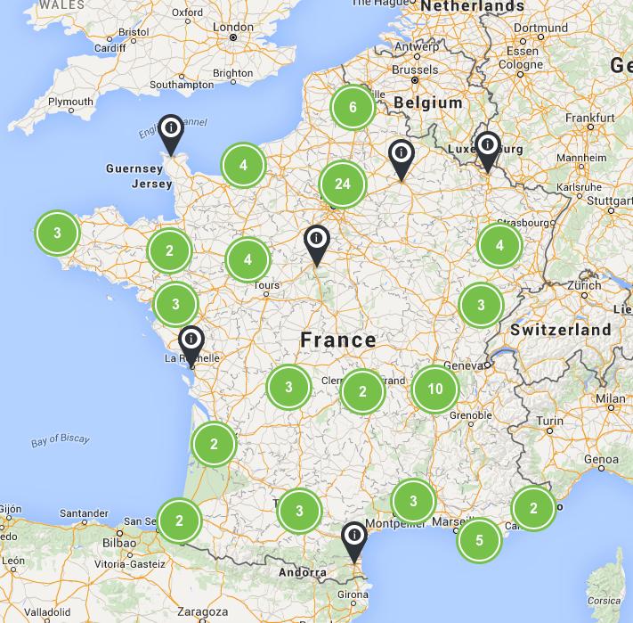 france fertility clinics